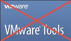 No more VMware tools!